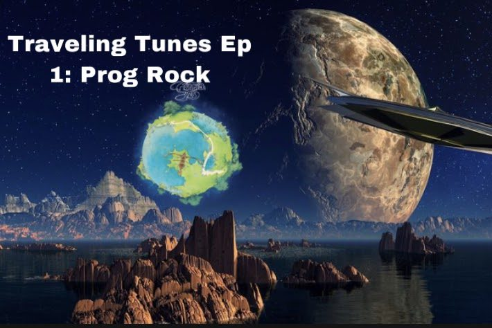 Traveling Tunes: Prog Rock