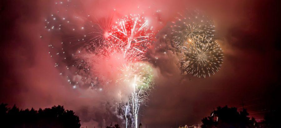 Fireworks Spectacular! CarmelFest Fireworks Celebration July 4th & 5th @ 9:45pm