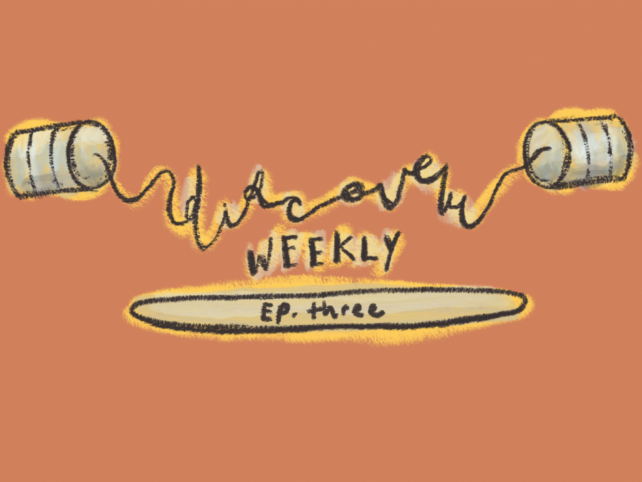 Discover Weekly S3 Episode Three