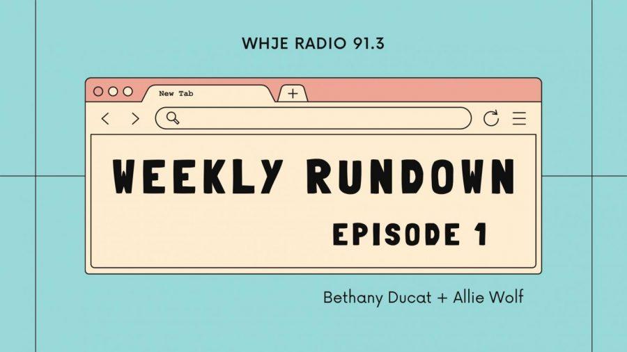 Weekly Rundown Episode 1