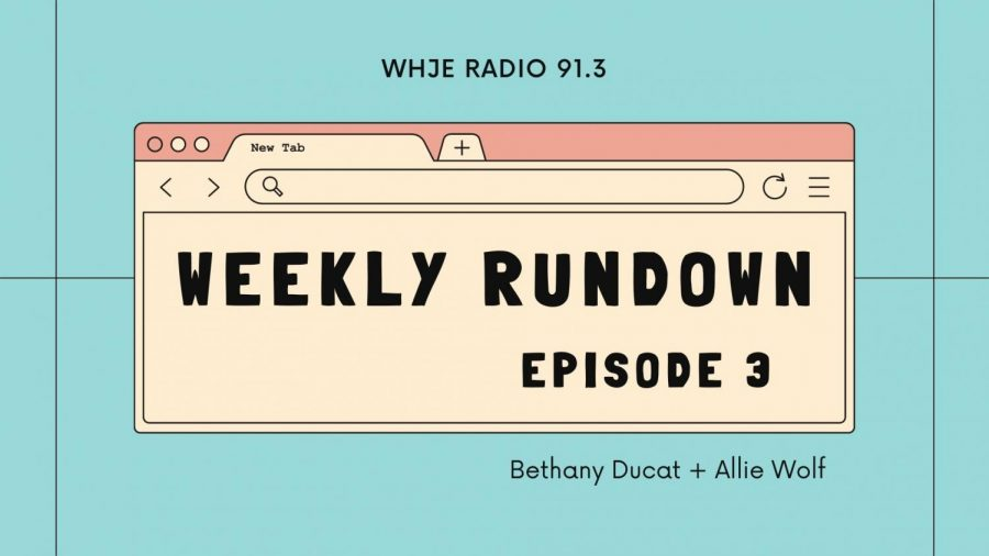 Weekly Rundown Episode 3