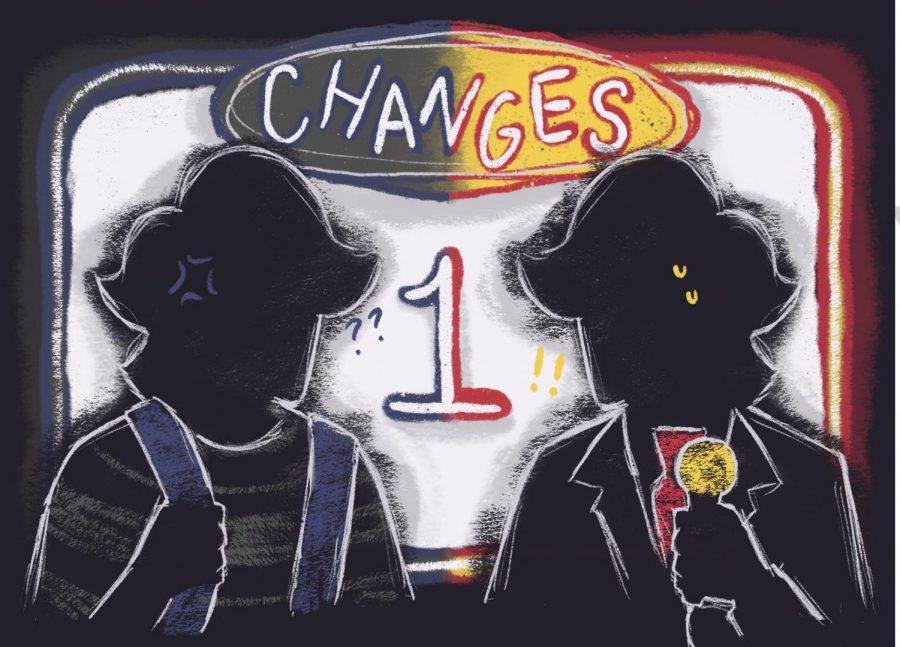 Changes Episode 1: Lets Dance